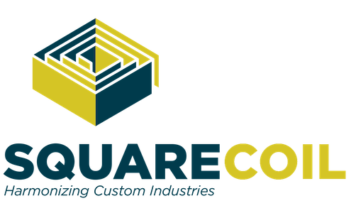 SquareCoil Software | Logo